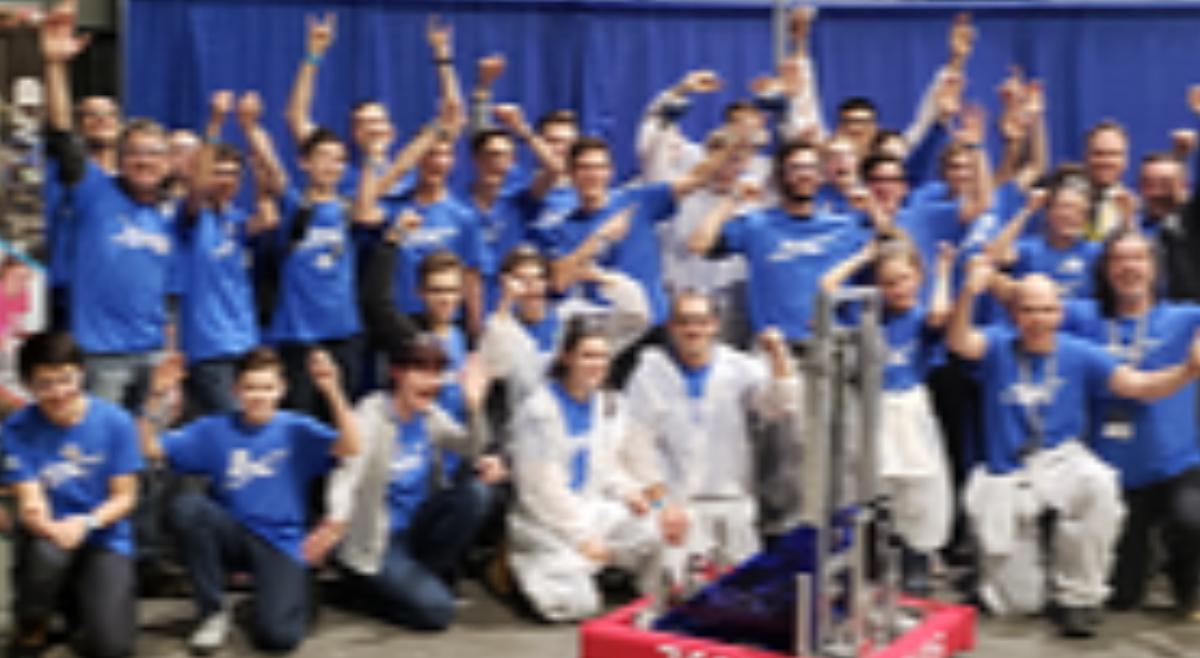 2e à la compétition de robotique