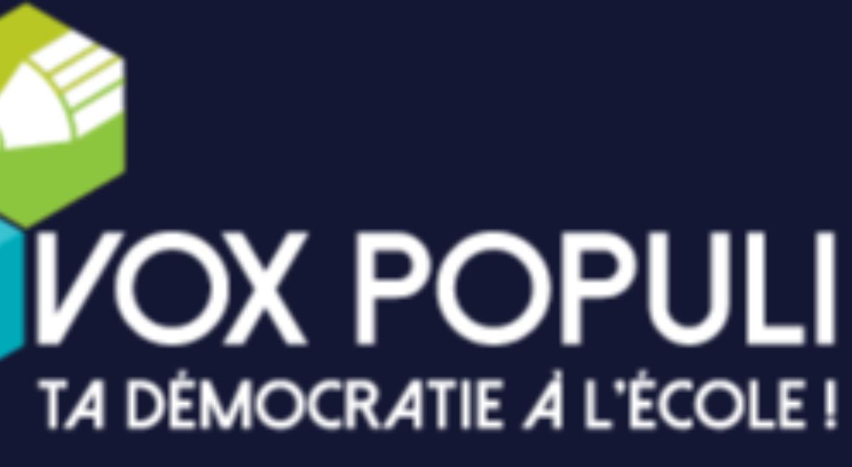 Prix Coup de cœur 2018-2019 par l'équipe de Vox populi