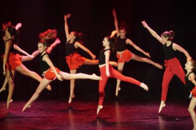 Spectacle de danse AU DELÀ DES MOTS